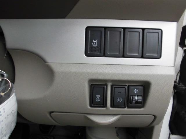 日産 NV100クリッパーリオ Eワンオーナー純正キーレスパワースライド電動格納ミラー