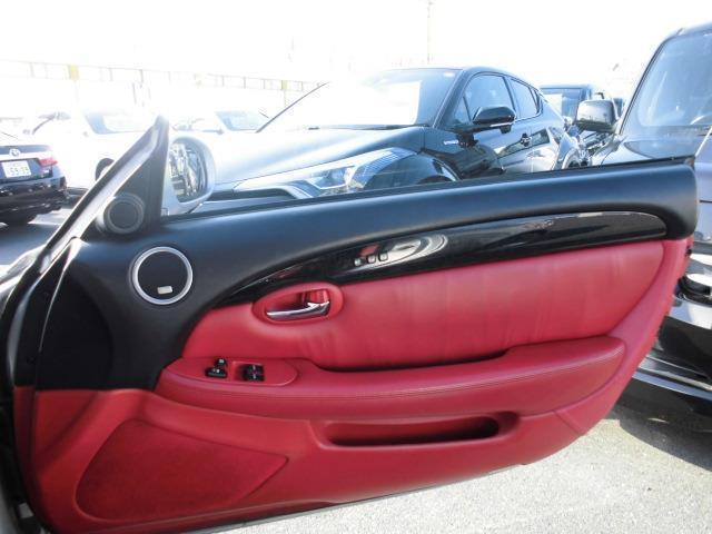 レクサス SC SC430赤本革20AW車高調HDD地デジETCクルコン