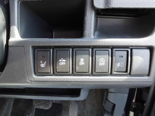 スズキ ワゴンRスティングレー XアイドリングストップレーダーブレーキHIDシートヒーター