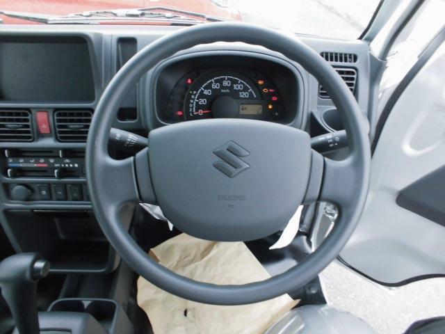 X 4WD 3AT ABS Wエアバック 届出済未使用車(9枚目)