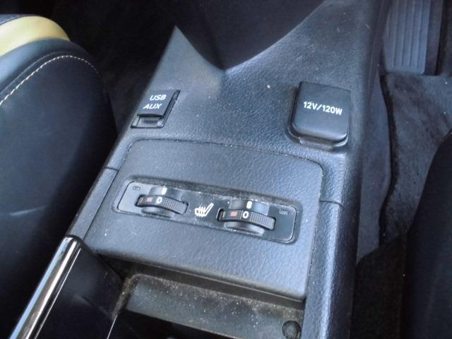 HS250hハーモニアスレザーインテリアHDD地デジBカメラ(13枚目)