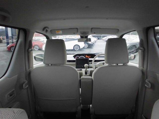 ハイブリッドFX リミテッド セーフティパッケージ装着車(9枚目)