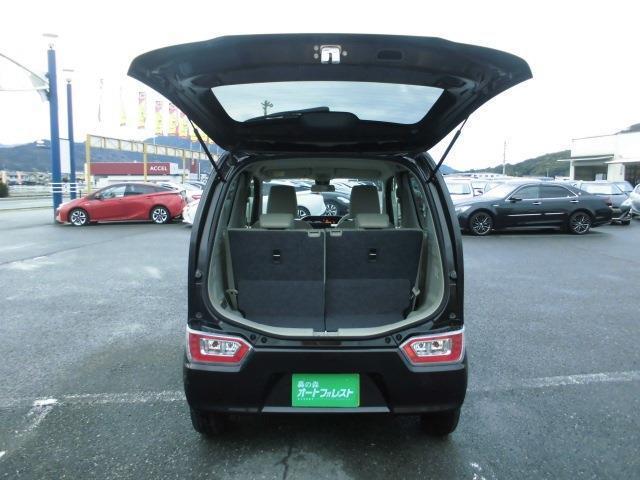 ハイブリッドFX リミテッド セーフティパッケージ装着車(10枚目)