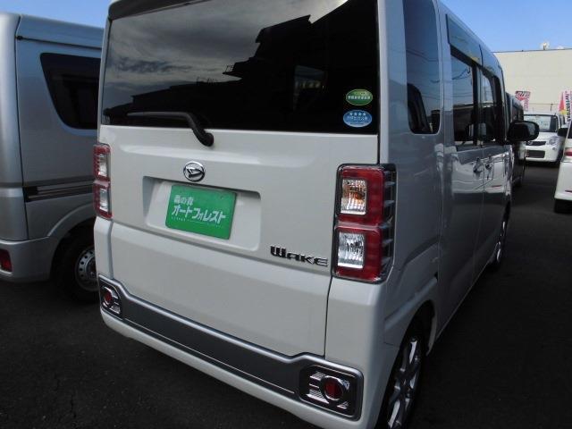 「ダイハツ」「ウェイク」「コンパクトカー」「福岡県」の中古車8