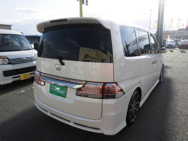 「ホンダ」「ステップワゴン」「ミニバン・ワンボックス」「福岡県」の中古車8