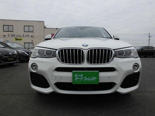 「BMW」「X4」「SUV・クロカン」「福岡県」の中古車2