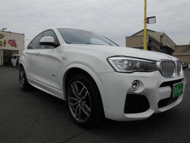 「BMW」「X4」「SUV・クロカン」「福岡県」の中古車3