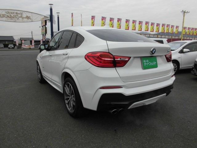 「BMW」「X4」「SUV・クロカン」「福岡県」の中古車8