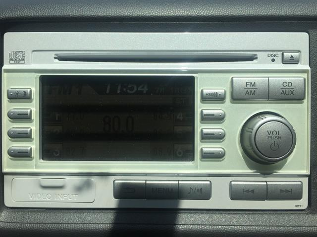 ホンダ ライフ パステル ユーザー下取り車 バックモニター付きCD
