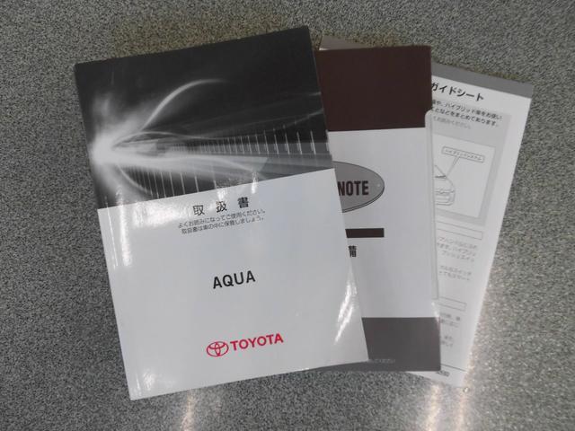 トヨタ アクア X-アーバン ソリッド 1オーナー禁煙 社外ナビ LED
