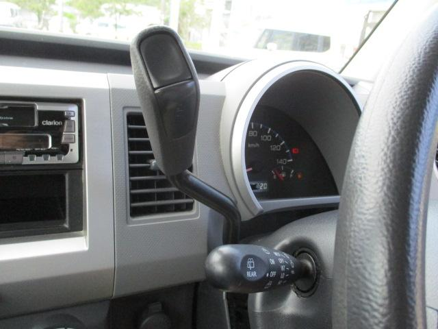 スズキ ワゴンR FX ワンオーナー キーレス 電動格納ドアミラー