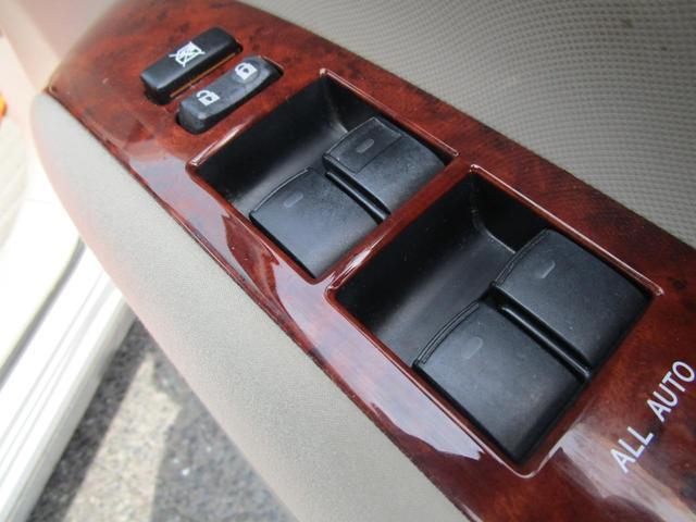 2.4アエラス Gエディション 両側Pスライドドア イモビライザー フルセグHDDナビ DVD再生 オットマン 3列シート クルーズコントロール リア席モニター Bモニタ ETC装備 HIDヘッドライト スマートキー Pスタート(19枚目)