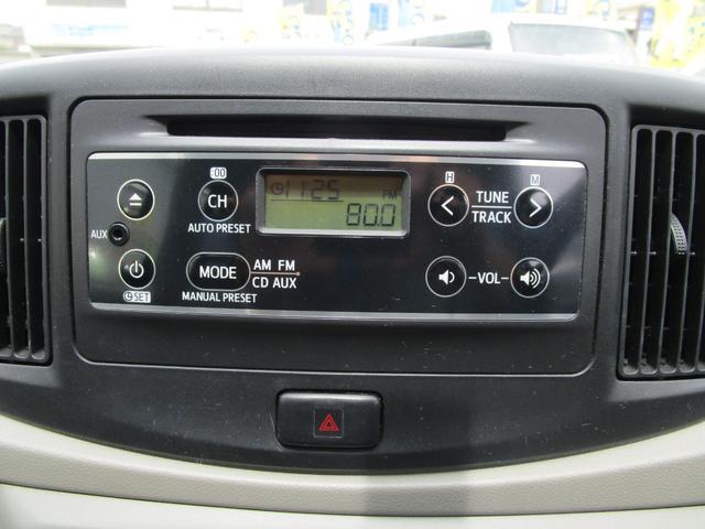 L エアコン キーレス付 イモビライザー PS パワーウィンドウ ABS 衝突安全ボディ アイドリンストップ エアB CD再生可能 WエアB(10枚目)