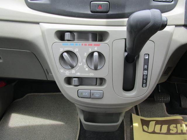 L エアコン キーレス付 イモビライザー PS パワーウィンドウ ABS 衝突安全ボディ アイドリンストップ エアB CD再生可能 WエアB(11枚目)