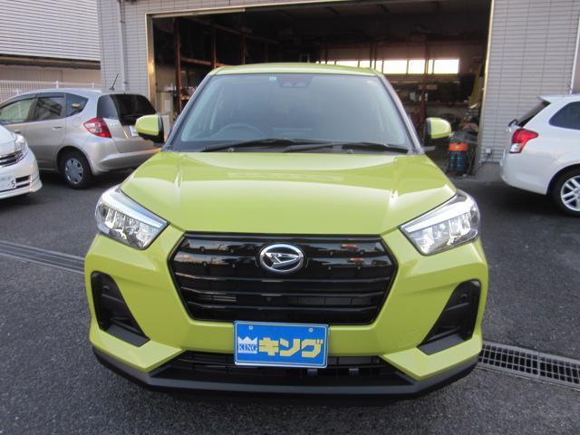 「ダイハツ」「ロッキー」「SUV・クロカン」「福岡県」の中古車4
