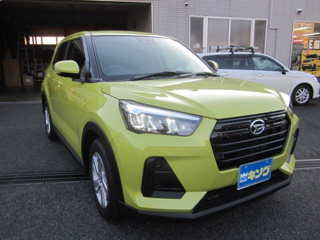「ダイハツ」「ロッキー」「SUV・クロカン」「福岡県」の中古車5