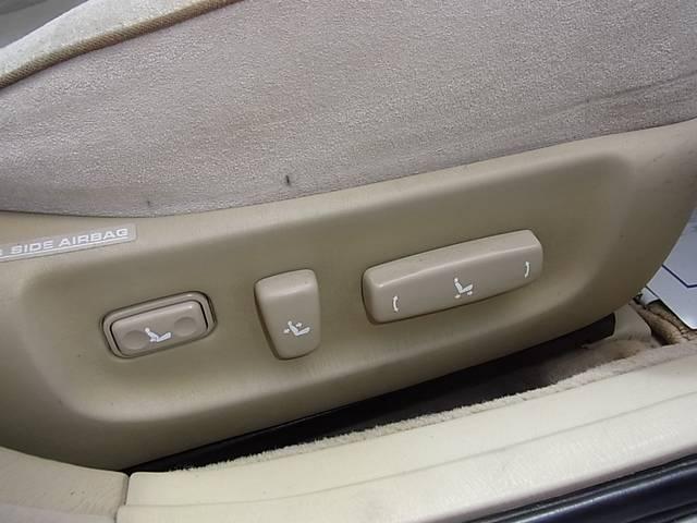 トヨタ アリスト S300 純正マルチ 社外18AW ローダウン