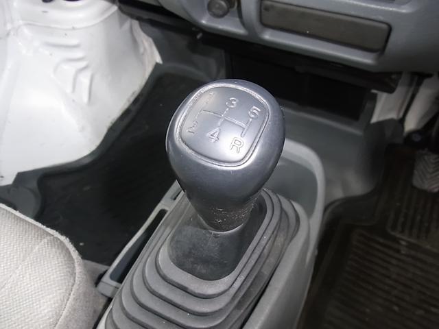 三菱 ミニキャブトラック Vタイプ エアコン パワステ 三方開
