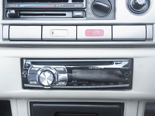 タイプIII 4WD サンルーフ CD エアバックイエロー(16枚目)