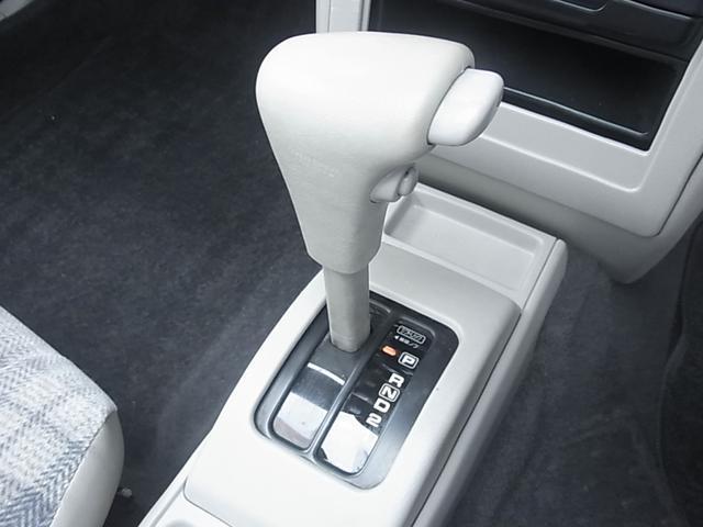 タイプIII 4WD サンルーフ CD エアバックイエロー(17枚目)
