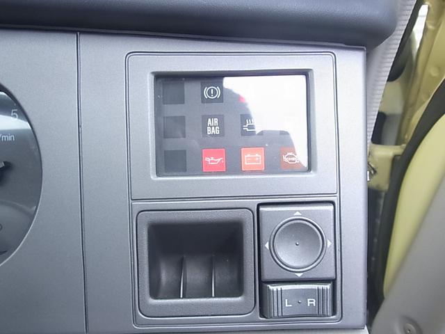 タイプIII 4WD サンルーフ CD エアバックイエロー(20枚目)