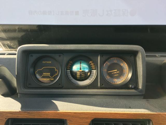 三菱 パジェロ XL ディーゼル グリルガード