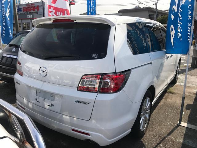 「マツダ」「MPV」「ミニバン・ワンボックス」「福岡県」の中古車5