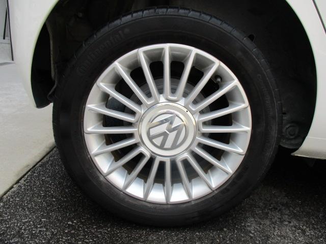 フォルクスワーゲン VW アップ! ハイ アップ ポータブルナビワンセグ シートヒータETC