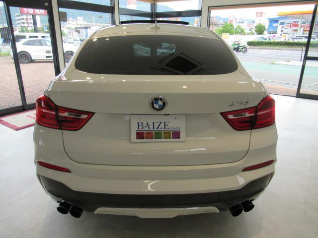 「BMW」「X4」「SUV・クロカン」「福岡県」の中古車4