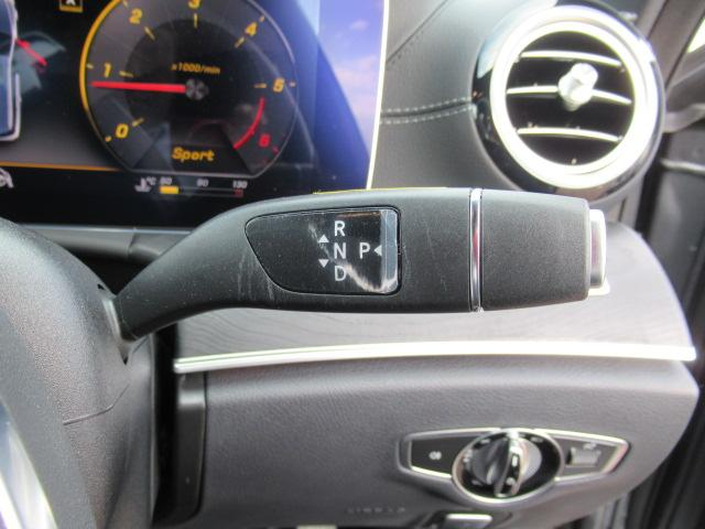 E220dステションWAVGスポツ(本革仕様)買取禁煙ナビ(11枚目)