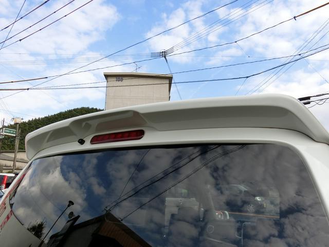 スズキ ワゴンRスティングレー X ローダウン 16インチアルミ ストラーダHDDナビ