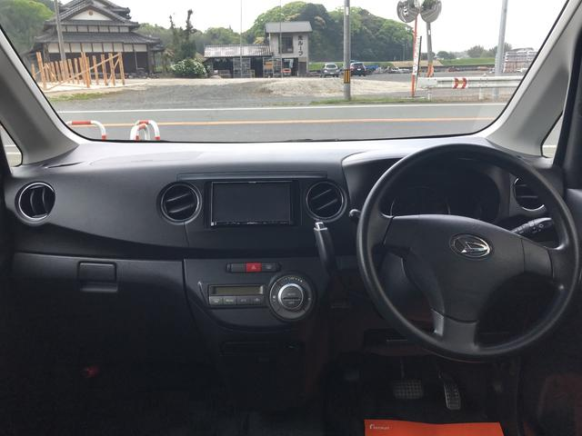 カスタムX エアロ ブラックインテリア メモリーナビ 禁煙車(13枚目)