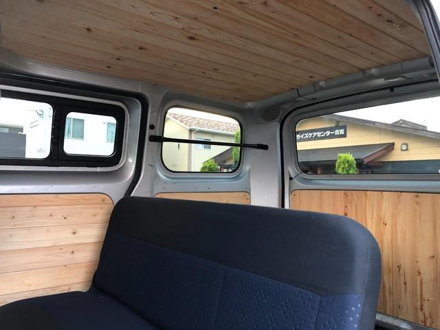 GX マッドタイヤ ルーフキャリア 内装木目 前後バンパーチッピング塗装(34枚目)