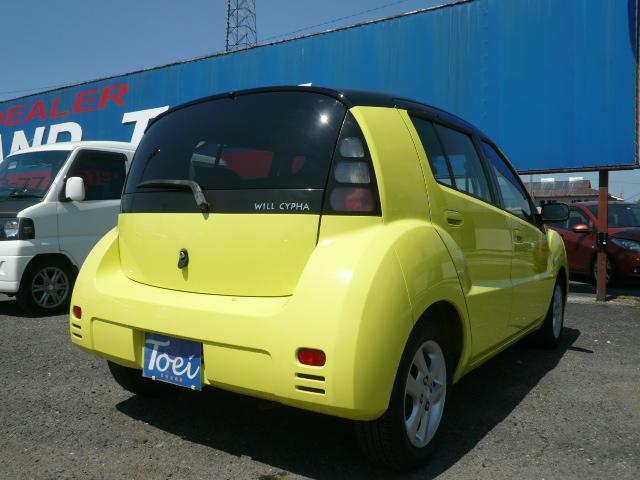 「トヨタ」「WiLL サイファ」「コンパクトカー」「福岡県」の中古車3