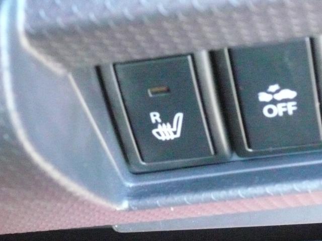 シートヒーターも付いて便利です☆