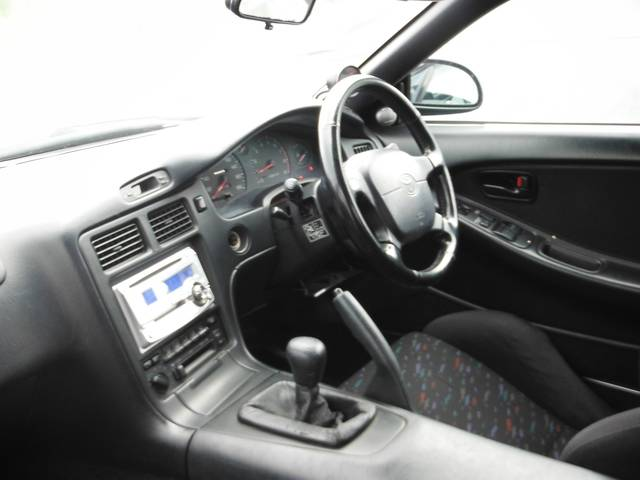 GT-S レカロ 車高調 マフラー(15枚目)