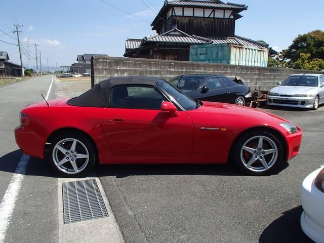 「ホンダ」「S2000」「オープンカー」「福岡県」の中古車4