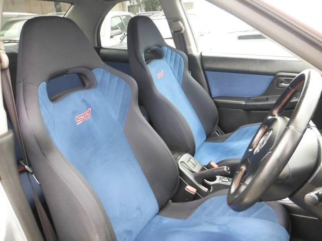 スバル インプレッサ WRX STi ワンオーナー 車高調