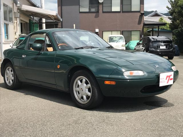 「その他」「ユーノスロードスター」「オープンカー」「福岡県」の中古車4