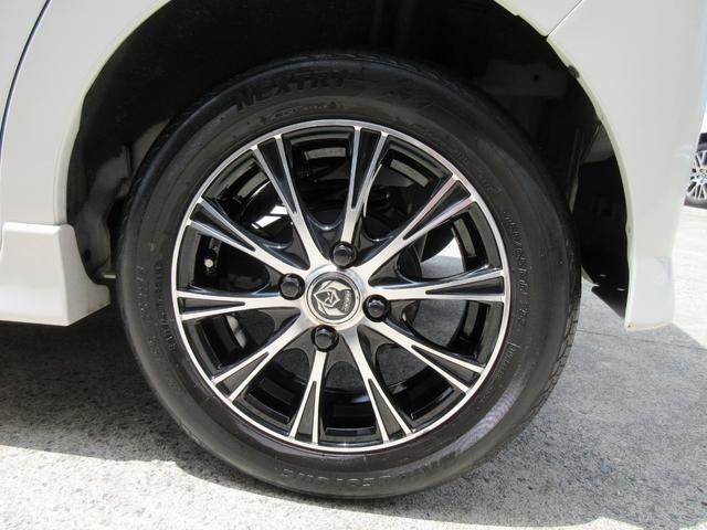 【社外14インチアルミホイール】オシャレは足元から☆その他、社外アルミホイール・新品タイヤ・足回り関係をお買得価格で取り扱っております。お気軽にご相談下さい。