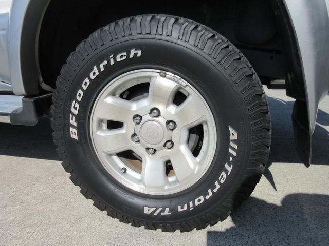 SSR-Xリミテッド ワイド 背面タイヤ ディーゼルターボ(17枚目)