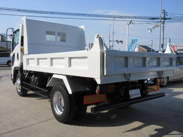 4トンダンプ 4tダンプ 6速マニュアル車 ディーゼルターボ(23枚目)