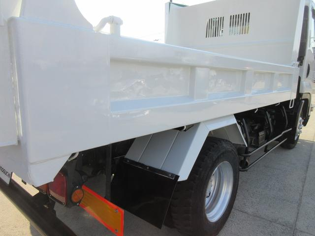 4トンダンプ 4tダンプ 6速マニュアル車 ディーゼルターボ(33枚目)