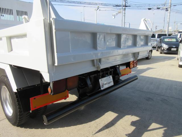 4トンダンプ 4tダンプ 6速マニュアル車 ディーゼルターボ(35枚目)