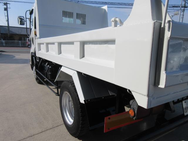 4トンダンプ 4tダンプ 6速マニュアル車 ディーゼルターボ(36枚目)