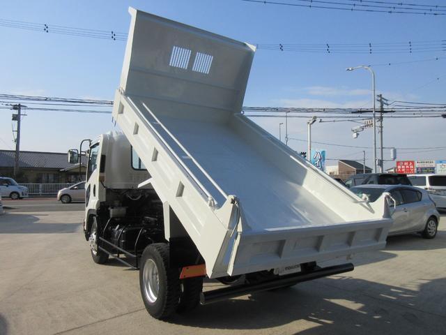 4トンダンプ 4tダンプ 6速マニュアル車 ディーゼルターボ(45枚目)
