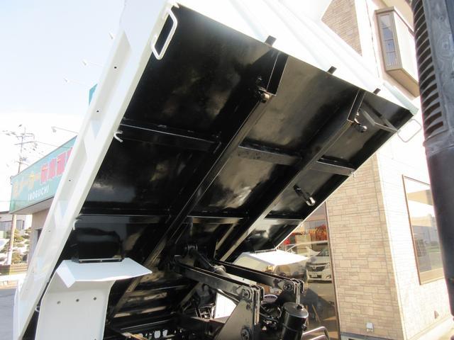 4トンダンプ 4tダンプ 6速マニュアル車 ディーゼルターボ(48枚目)