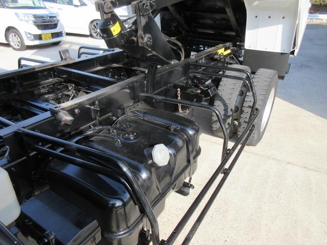 4トンダンプ 4tダンプ 6速マニュアル車 ディーゼルターボ(53枚目)