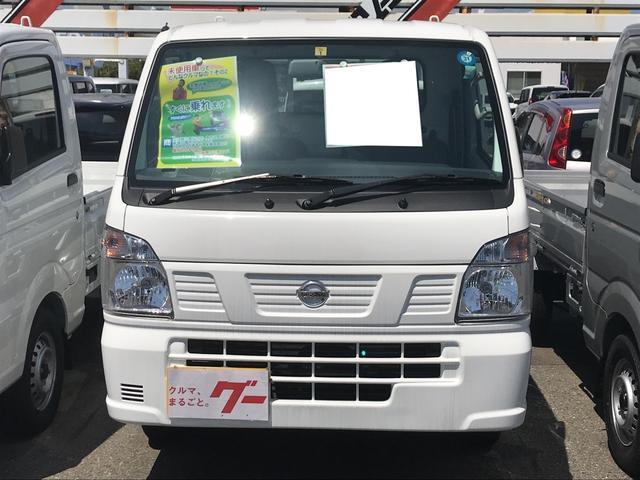 届出済未使用車 メーカー保証付 エアコン 5MT(2枚目)