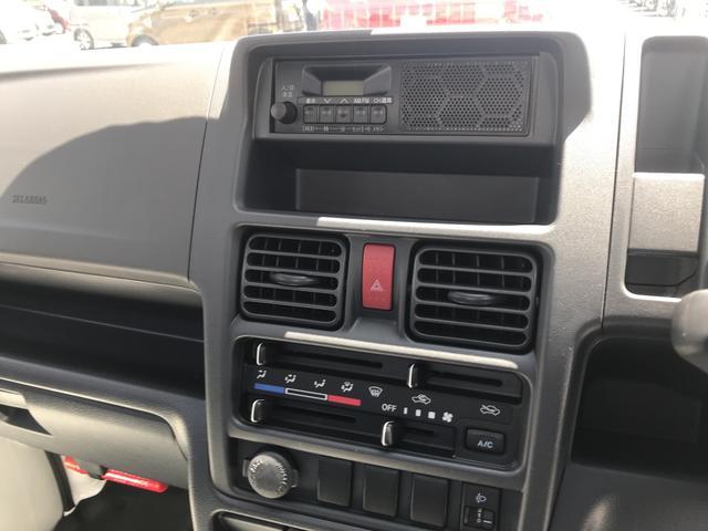 届出済未使用車 メーカー保証付 エアコン 5MT(15枚目)